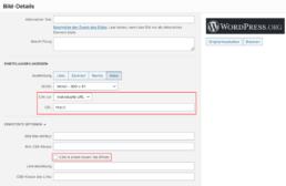 PDF Datei in WordPress Bild einbinden